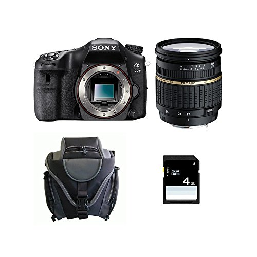 SONY Alpha 77 II + TAMRON 17-50 + Sac + Carte SD 4 Go