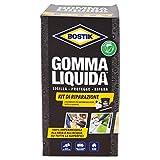 Bostik 3283610 Gomma LIQUIDA Starter-Kit, Nero
