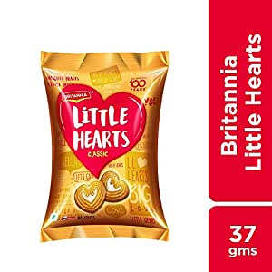 Britannia Little Hearts , 37g