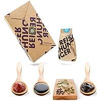 Reishunger Nasi Goreng Box - Original Zutaten bester Qualität - Für bis zu 4 Personen - Ideal als Geschenk