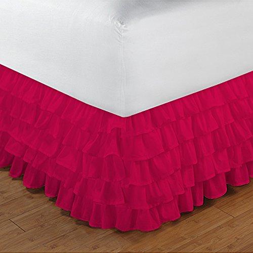 300tc-100-cotone-egiziano-finitura-elegante-1pcs-multi-ruffle-bedskirt-solid-drop-length-381-cm-coto