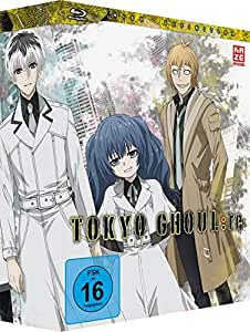 Tokyo Ghoul:re (3.Staffel) - Blu-ray 1 mit Sammelschuber (Limited Edition)