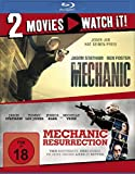 The Mechanic/Mechanic: Resurrection [Blu-ray] -