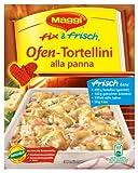 Maggi Fix Ofen - Tortellini Alla Panna, 18er Pack (18