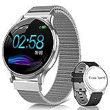 NAIXUES Smartwatch, Reloj Inteligente IP67 Pulsera Actividad...