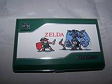zelda game and watch nintendo