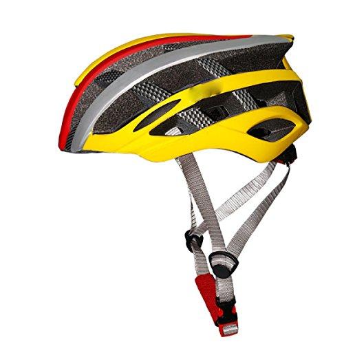 OGERT Casques De Sécuritéà Vélo En Plein Air yellow