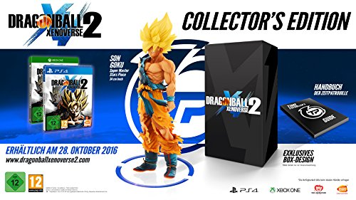 Dragon Ball Xenoverse 2 - Collector's Edition