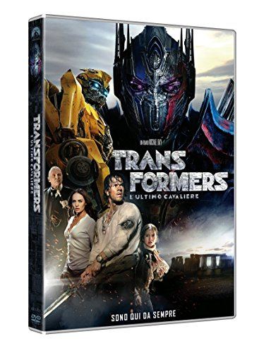 Transformers-LUltimo-Cavaliere-DVD