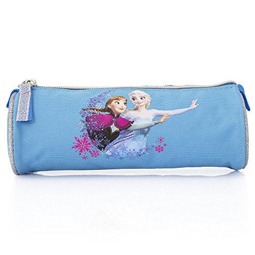 Galleria Farah1970 Frozen Elsa und Anna Etui Disney Frozen 7x 20x 7cm–Anna Elsa & Olaf–Gemacht mit Lizensiert (Galleria Grünen Teppich)