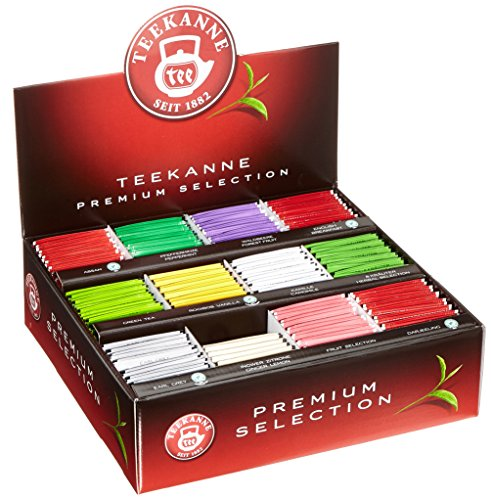 Teekanne Premium Selection Box, 363.75 g Schwarzer Tee-set