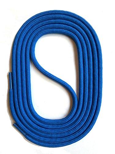 Snors lacci colorati rotondi blu 75cm 29.5