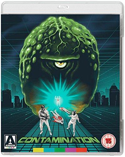 Contamination [Dual Format Blu-ray + DVD] [Edizione: Regno Unito]