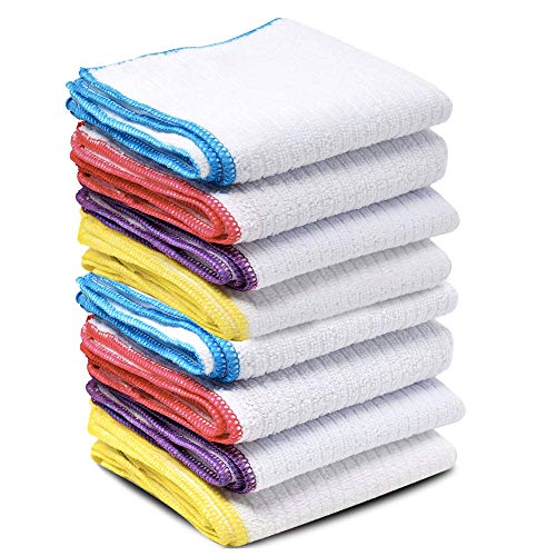 Purposeful Large Washing Up Cleaning Gloves Microfibre Car Kitchen Cleaning Mitten Duster Household Supplies & Cleaning