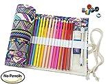 Matite Colorate / Pastelli Colorati caso, può contenere 48 matite(pacchetto non comprendono le matite)-Bohemian
