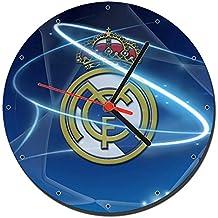 Real Madrid C.F. A Reloj de Pared Wall Clock 20cm