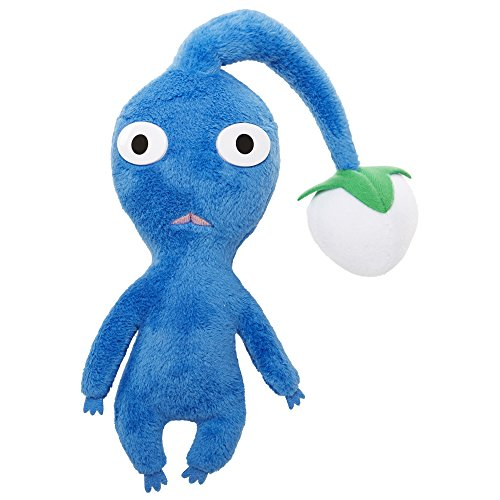 NINTENDO - Peluche Pikmin azul 15cm