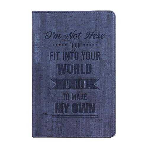 Bold And Brawn Executive Diary Notebook - Hard Bound A5 (8.5 X 5.5 X 0.6 Inches) 80GSM, 200 Pages Ruled Blue Journal, Gifts for Men