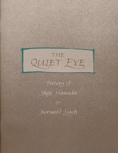Quiet Eye Pottery of Shoji Hamada and Bernard Leach (Antique Blazer)
