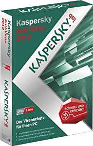 Kaspersky Anti Virus 2012