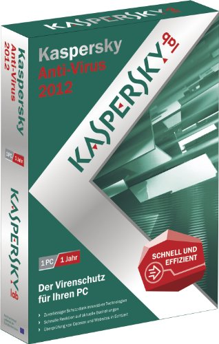 Kaspersky Anti Virus 2012
