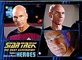 Star Trek: The Next Generation-Heroes And Villains 100 Base-Komplett-Set