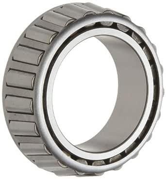 """L44649 Roulement à rouleaux coniques unique cône 1.0625/"""" Alésage 0.58/"""" largeur 2pcs"""