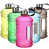 Water Jug - Sport Trinkflasche Tragbar Wasser Kanister Water Gallon Flasche,BPA freier Kunststoff - Sporttrinkflasche