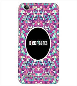 PrintDhaba Quote D-4041 Back Case Cover for LENOVO VIBE K5 PLUS (Multi-Coloured)