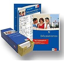 Découvertes 1 - Lern-Set: Paket (enth. Trainingsbuch, Vokabel-Lernbox, Auf einen Blick Grammatik)