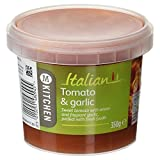 Morrisons Kitchen Italian Tomato and Garlic, 350g