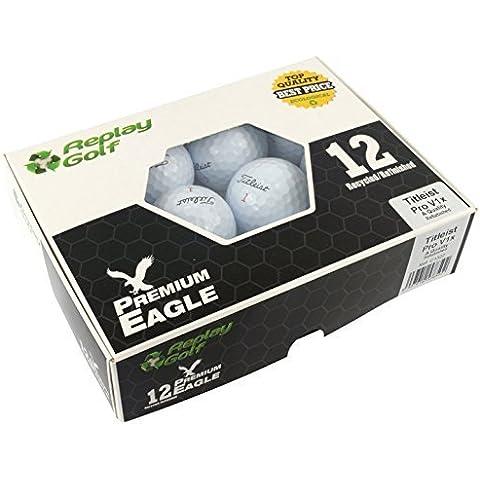 Replay - Palline da golf grado A Titleist Pro V1x