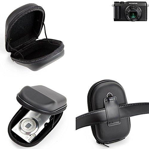 K-S-Trade Gürteltasche für Olympus Stylus SH-2 Kameratasche Hardcase Kompaktkamera Easy Access leicht zugänglich Case Schutz Hülle Fototasche (Kameratasche Für Olympus Stylus)