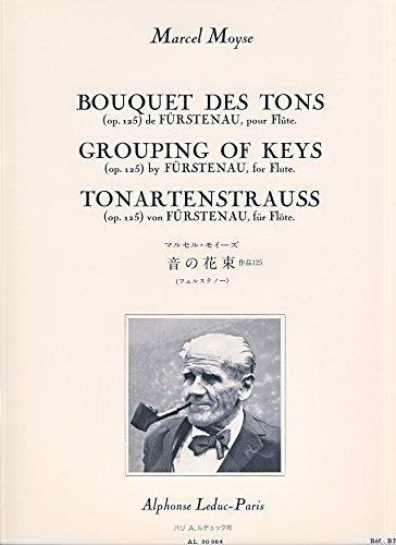 BOUQUET DES TONS DE FURSTENAU OP125 FLUTE