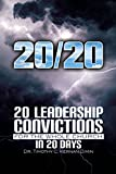 20/20: 20 Leadership Convictions For The Whole Church In 20