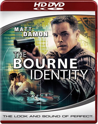 The Bourne Identity [HD DVD] [2002] [US Import]