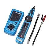 FWT11 Handheld RJ45 und RJ11 Netzwerk Telefonkabel Tester Drahtlinie Tracker Netzwerk-Kabeltester