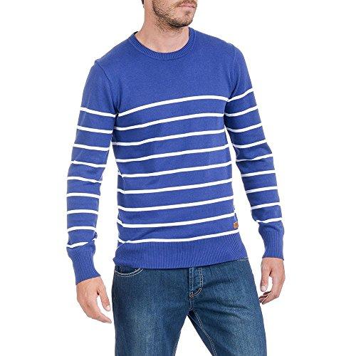 Urban Beach Herren MARLON Rundhalsausschnitt Sweatshirt blau
