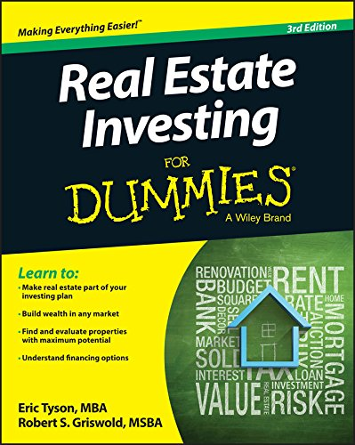 Real Estate Investing For Dummies (English Edition)