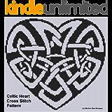 Celtic Heart Cross Stitch Pattern