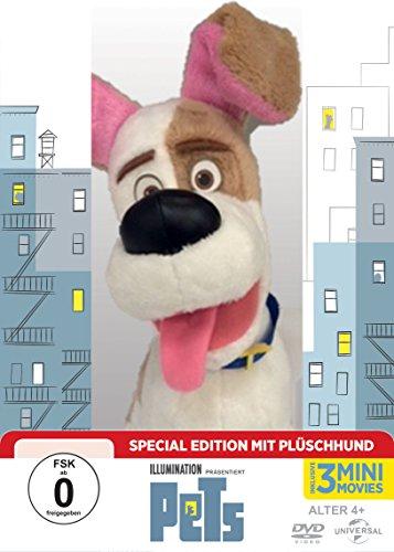 Pets - Special Edition mit Plüschhund [Limited Edition] hier kaufen