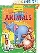 #3: Animals (Creative Colouring Books)