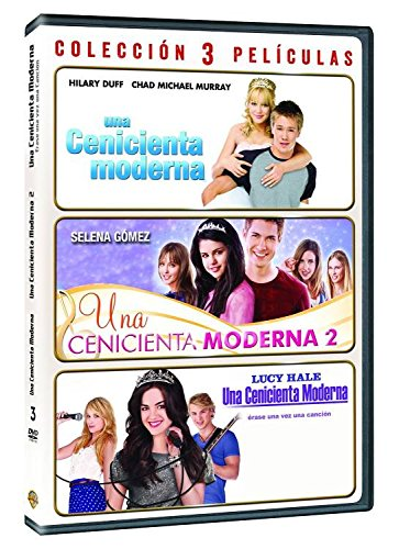 Pack: Una Cenicienta Moderna 1+2+3 [DVD]