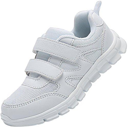 f023d83e6db1a6 Unisex-Kinder Laufschuhe Turnschuhe Mädchen Jungen Running Sneakers Schuhe  Low-Top Freizeit.