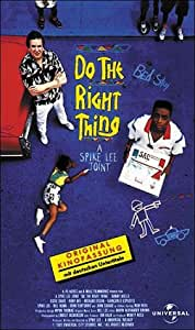 Do the Right Thing [UK-Import] [VHS]