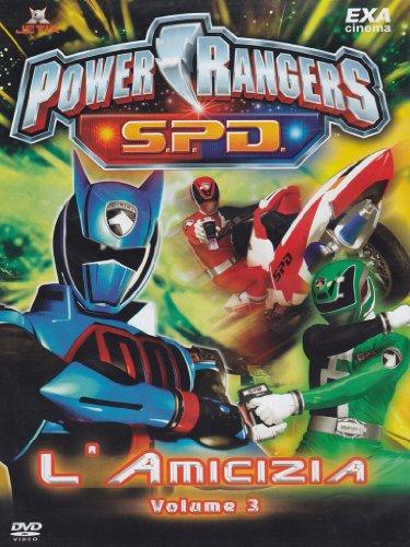 Power Rangers S.P.D. - L'amiciziaVolume03