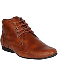 Fangirl Casual Stylish Tan Shoes For Men/Boys (Shoes,Casual Shoes,men Footwear,Shoes For Men)