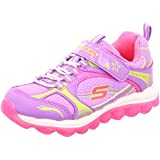 Skechers Kids Girls Loafers SKECH AIR pink, (LVPK°lavender smooth) 80220L-LVPK