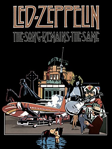 Led Zeppelin: The Song Remains the Same [OV/OmU]