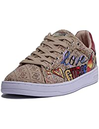 Amazon.es  Guess - Zapatillas   Zapatos para mujer  Zapatos y ... 2bbf78caeac